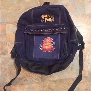 Vintage Harry Potter Backpack
